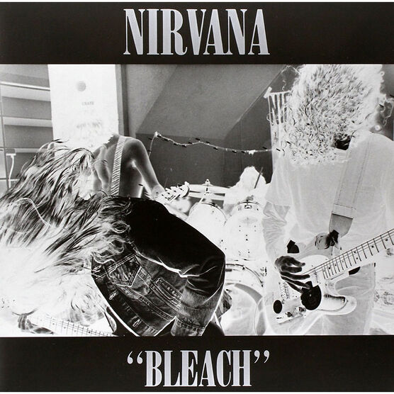 Nirvana - Bleach (Remastered) - Vinyl