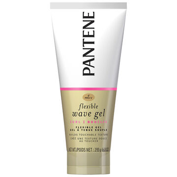 Pantene Pro-V Curl Shaping Gel - Extra Strong Hold - 193g