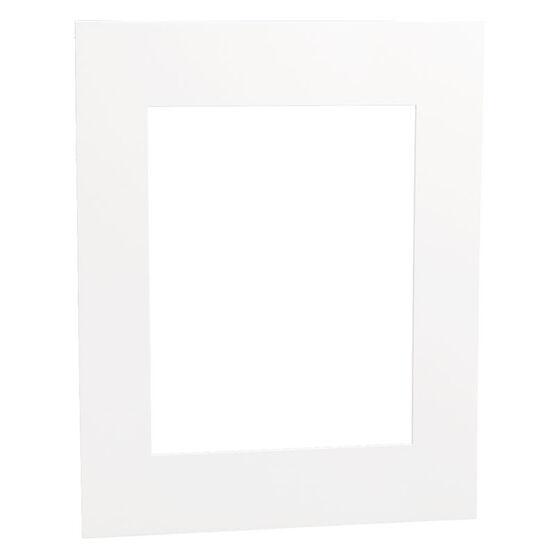 Tempo 16x20 Mat Frame - Snowflake
