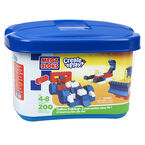 Mega Bloks Lil Micro Blocks Tub