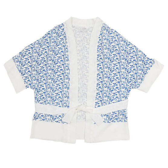 LNBF Bamboo Kimono Sleep - XS-XL