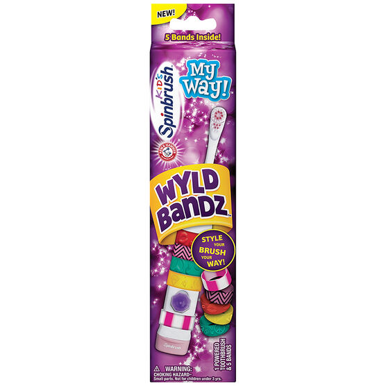 Arm & Hammer Spinbrush My Way! for Girls