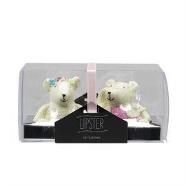 Star&Rose Lipsters Lip Gloss Set - Bears - 2's