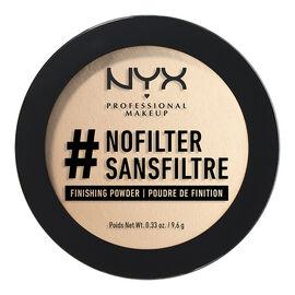 NYX Professional Makeup #NoFilter Finishing Powder
