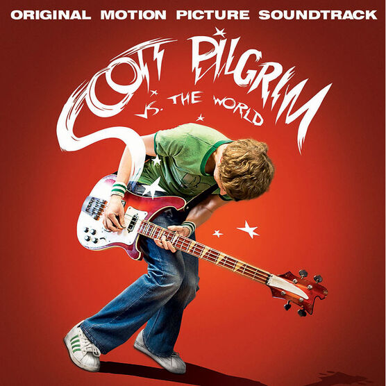 Scott Pilgrim vs. The World - Soundtrack - Vinyl