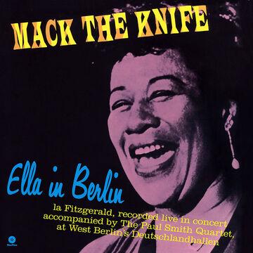 Ella Fizgerald -Mack the Knife: Ella in Berlin - Vinyl