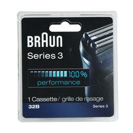 Braun 32B/Series 3-340 Replacement Head