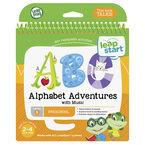 LeapStart Book - Alphabet - Level 1