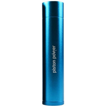 Logiix Piston Power Battery - Turquoise - LGX10814