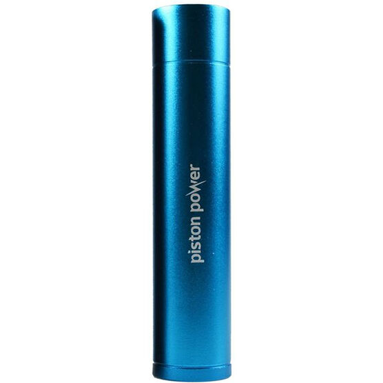 Logiix Piston Power Battery - Turquoise - LGX10814
