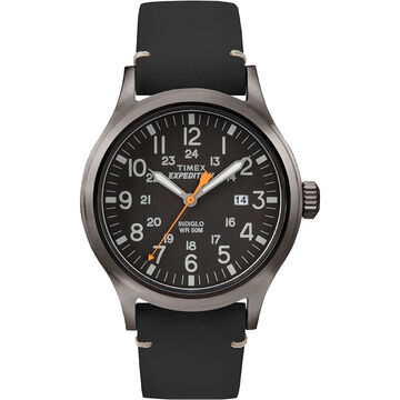 Timex Expedition Scout - Black - TW4B01900AW