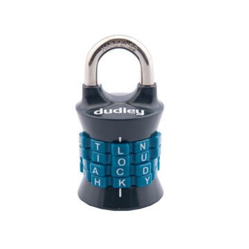 Master Lock Cyclone Vertical Lock - 22 mm - Assorted