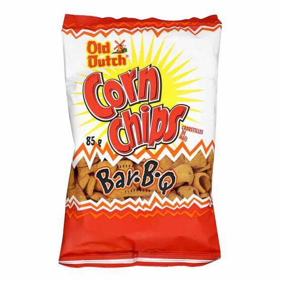 Old Dutch Corn Chips - BBQ - 85g