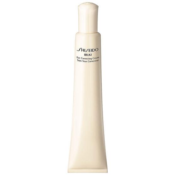 Shiseido Ibuki Eye Correcting Cream - 15ml