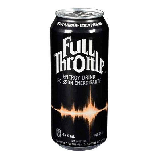Full Throttle Energy Drink - 473ml