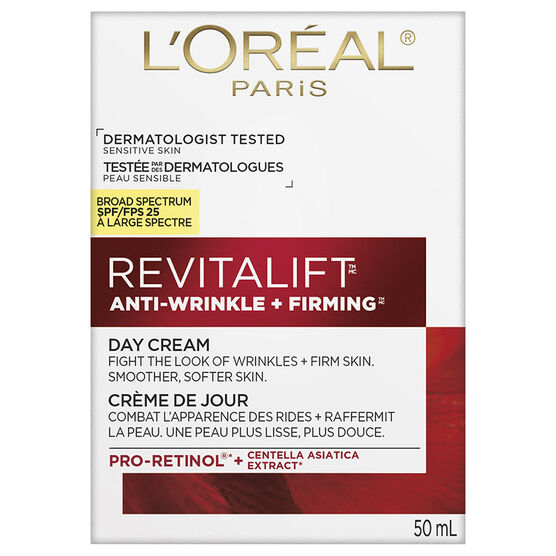 L'Oreal Dermo-Expertise Advanced Revitalift Cream Day - SPF 18 - 50ml