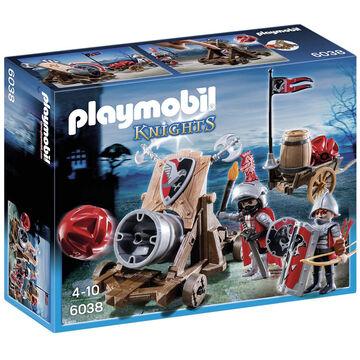 Playmobil Knights - Hawk Battle Cannon - 60389