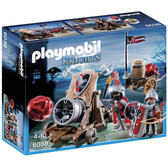 Playmobil Knights - Hawk Battle Cannon - 60389