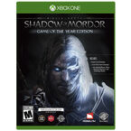 Xbox One Middle Earth: Shadow of Mordor - Game of the Year Edition