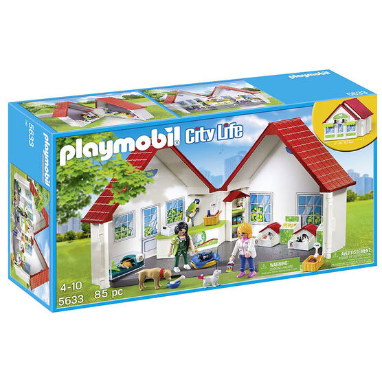 Playmobil City Life - Take Along Pet Shop - 56337