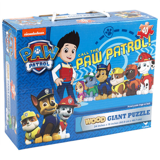 Wood Giant Puzzle - Assorted