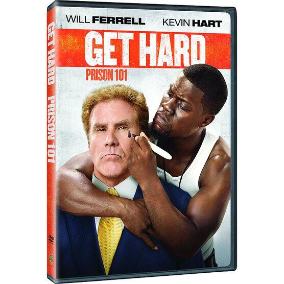 Get Hard - DVD