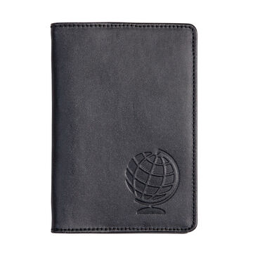Austin House Leather Passport Cover