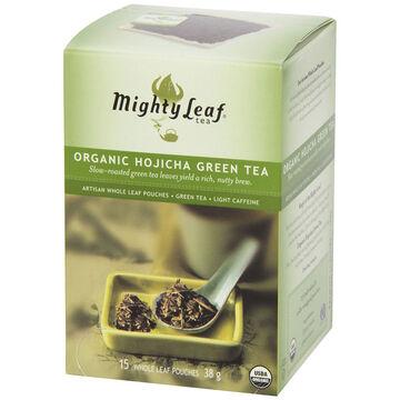 Mighty Leaf Green Tea - Organic Hojicha - 15's