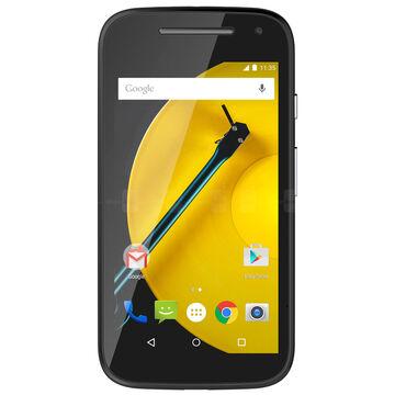 Telus Motorola Moto E Prepaid Phone - Black