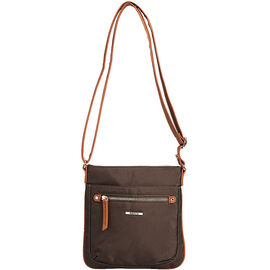 Roots Crossbody with Zipper Top - Assorted