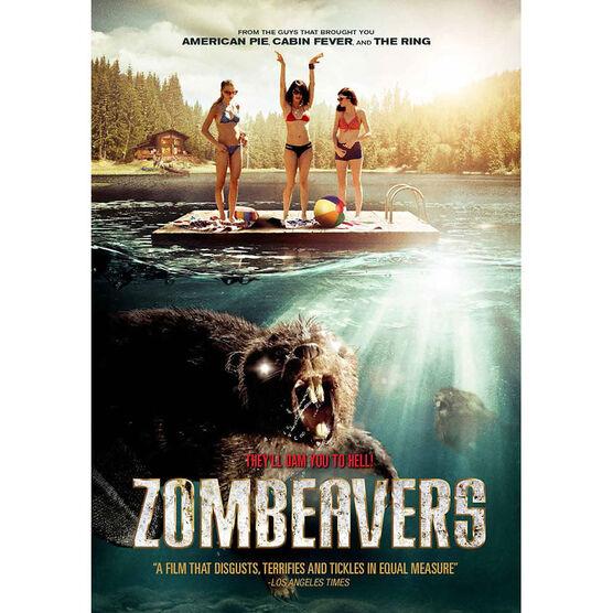 Zombeavers - DVD