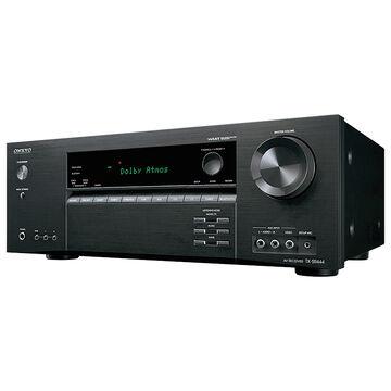 Onkyo 7.1-ch Dolby Atmos Receiver - Black - TXSR444