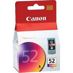 Canon CL-52 Photo Ink Cartridge - 0619B002