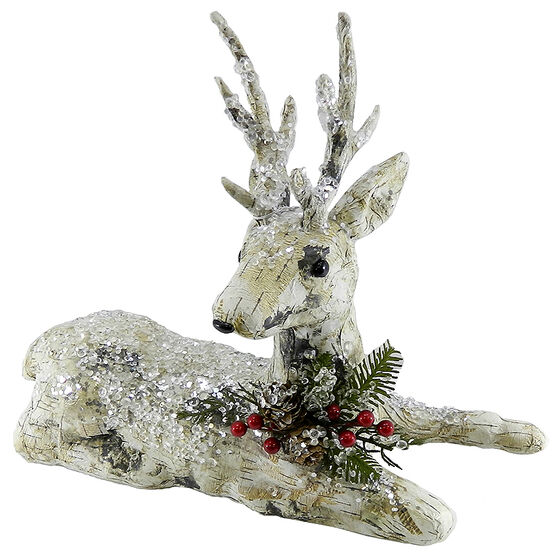 Christmas Forever Reindeer - 12 inch
