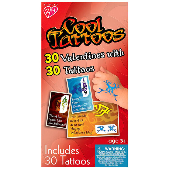 Cool Tattoos Valentines - 30s - 4161530