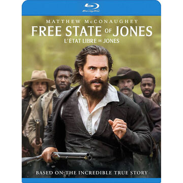 Free State of Jones - Blu-ray