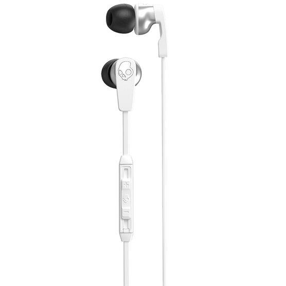 Skullcandy Strum Earbuds - White - S2SUHX379