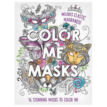 Colour Me Masks by Aimee Zumis