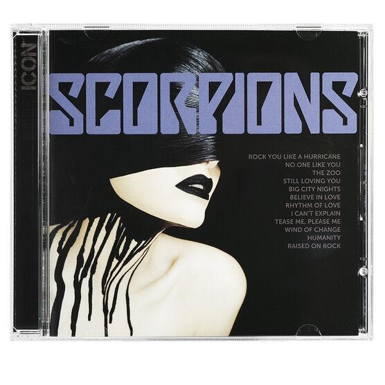 Scorpions - Icon - CD