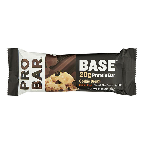 Pro Bar Base Bar 20g Protein Bar - Cookie Dough - 70g