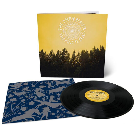Decemberists, The - The King is Dead - Vinyl