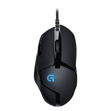 Logitech G402 Gaming Mouse - Black - 910-004069