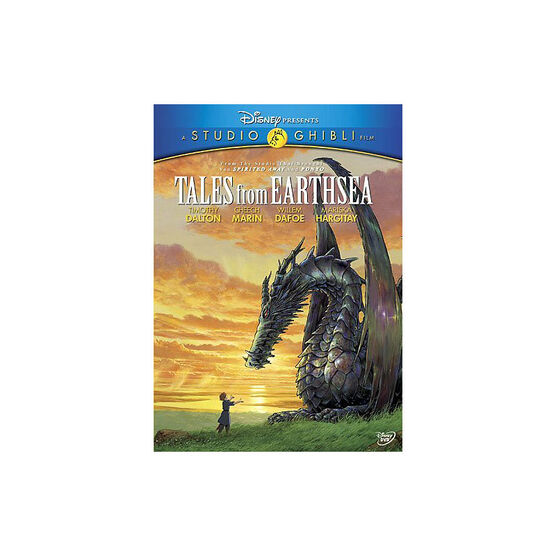 Tales From Earthsea - DVD