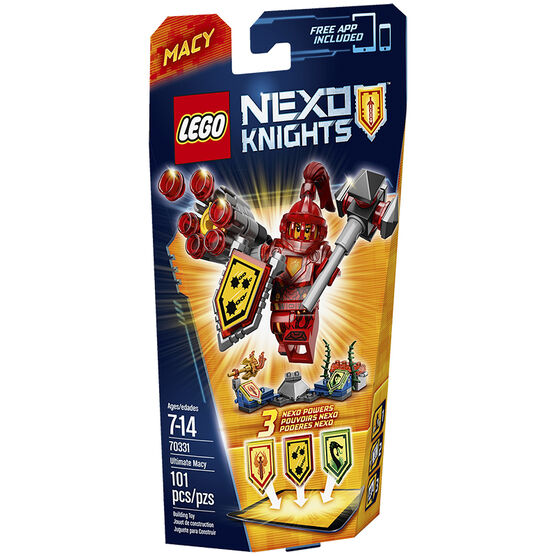 Lego Nexo Knights - Ultimate Macy