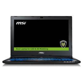 MSI WS60 6QJ-435CA 15.6-inch Notebook