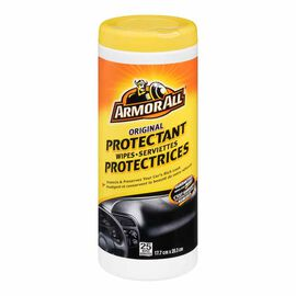 Armor All Protectant Wipes - 25's