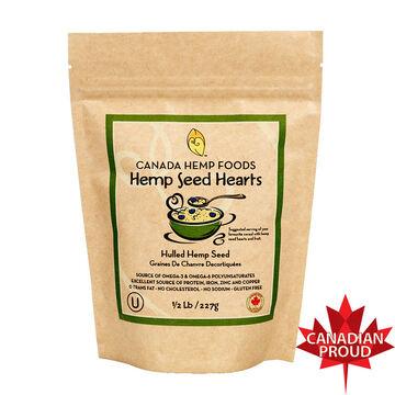 Canada Hemp Foods Hemp Seed Hearts - 227g