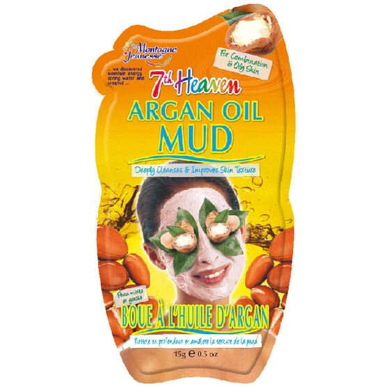 Montagne Jeunesse 7th Heaven Agran Oil Mud Mask - 15g