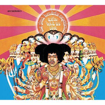 Hendrix, Jimi - Axis: Bold as Love - Vinyl