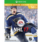 Xbox One NHL 17 Deluxe Edition